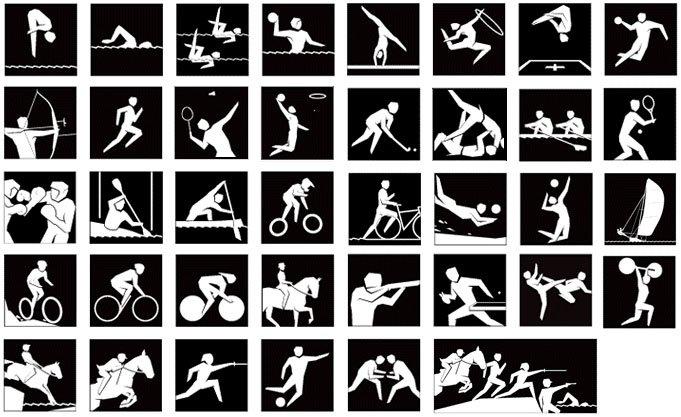 Игры входящие в программу летних олимпийских игр